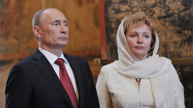 Vladimir and Lyudmila Putin said it was a joint decision to divorce