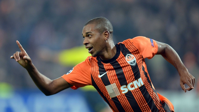 Fernandinho completed more dribbles in this season's Champions League campaign than any other player