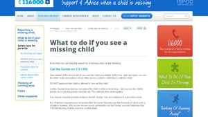 Around 6,000 cases of missing children are reported to gardaí every year