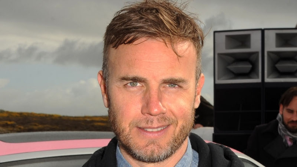 Gary Barlow isn't worried about solo sales