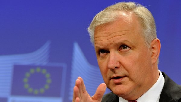 Olli Rehn said stress tests will be tougher than those of 2010