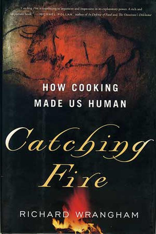 Cooking Makes Us Human