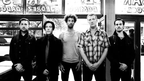 Josh Homme and chums party after hearing they are Ireland's No 1 band