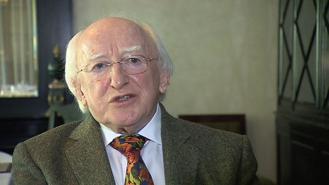 President Michael D Higgins has a week to consider the legislation