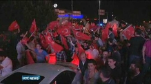 Turkish PM says protests close to illegality