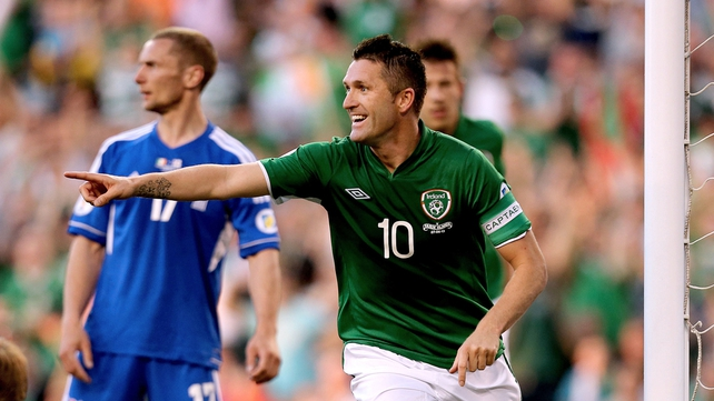 Robbie Keane's hat-trick was the highlight as Ireland saw off the Group minnows