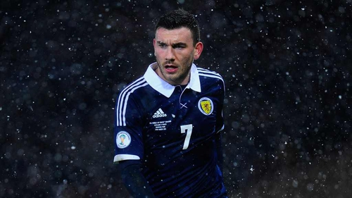 Robert Snodgrass helped Scotland to a shock win in Zagreb