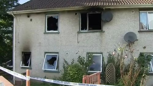The court heard the three visitors and the family who lived at the house were entirely innocent victims
