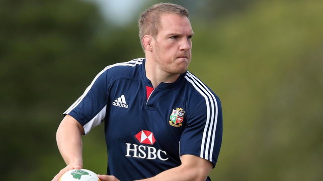 Jenkins and Healy were expected to battle it out for the Lions number one shirt against Australia