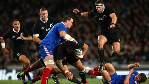 New Zealand ran out 10-point winners