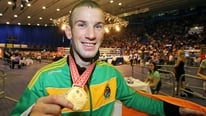 The Mullingar boxer reflects on his gold medal success at the European Championships.