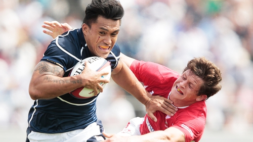 Wales survived a major scare to scrape past Japan
