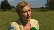 Former President Mary McAleese honoured in Louth