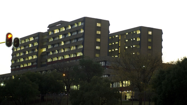 It is believed Mr Mandela is being treated at the 1 Military Hospital in Pretoria