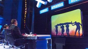 Shadow dance troupe Attraction win Britain's Got Talent