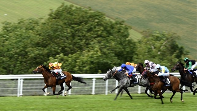 Saddler's Rock last win came in the 2012 Artemis Goodwood Cup