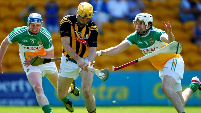 Kilkenny survived an early scare against Offaly