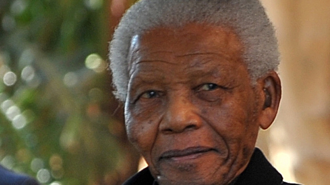 South Africans called on to pray for Nelson Mandela (Pictured here in 2010)