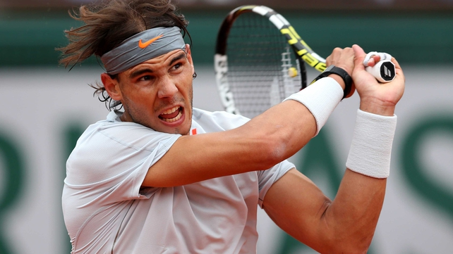Rafael Nadal has won 20 of his 24 ATP Tour matches against David Ferrer