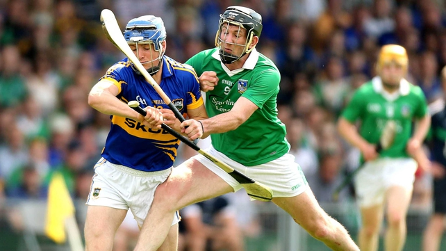 Limerick saw off Tipperary's challenge at the Gaelic Grounds