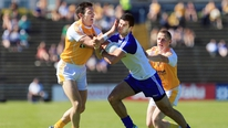 Sean Perry reports on Monaghan's win over Antrim.