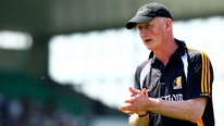 Kilkenny manager Brian Cody delcares himself happy with the win over Offaly.