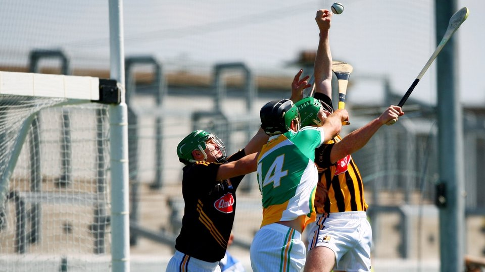 In Tullamore Offaly scored four goals against All-Ireland champions Kilkenny but still lost by five points