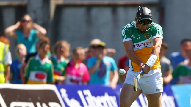 Dan Currams struck one of four Offaly goals against Kilkenny
