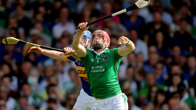 Paudie O'Brien starts again for Limerick