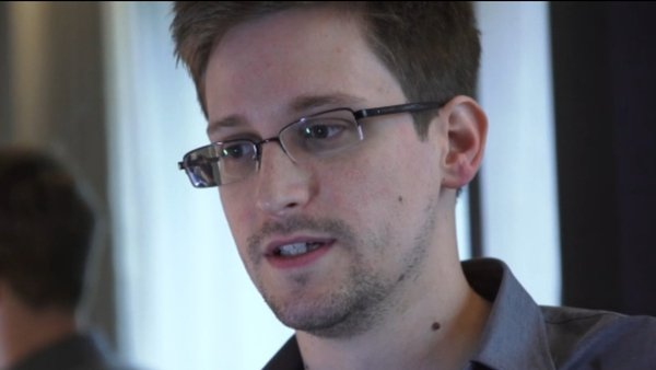 The US is seeking the extradition of Edward Snowden