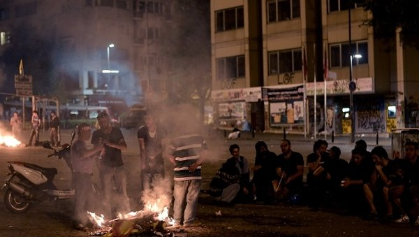 Protesters have occupied Istanbul's main Taksim Square for more than a week and have held hundreds of demonstrations in dozens of cities across the country