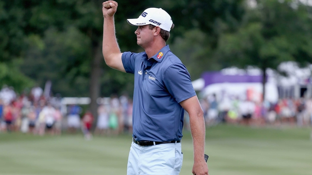 Late birdies ensured that Harris English tasted a first PGA Tour success