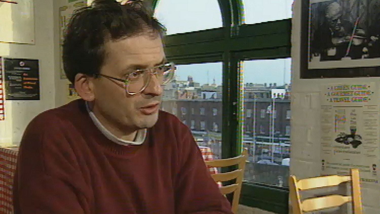 Roddy Doyle And Themitments 1992