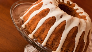 Irish Cream Chocolate Bundt Cake