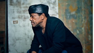 Bobby Womack plays The Olympia, Dubln on July 9th