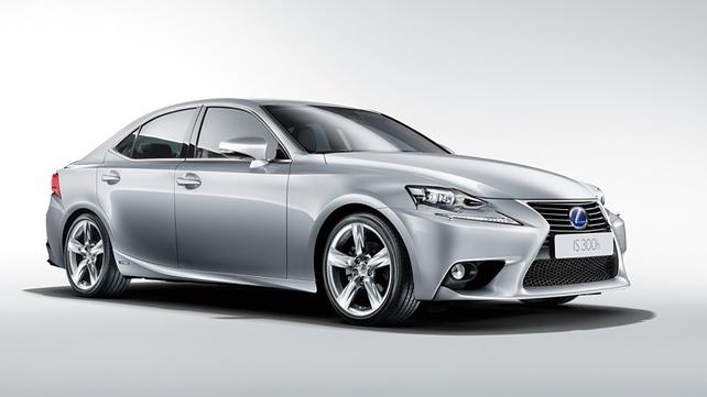 New Lexus price