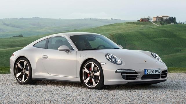 Anniversary Porsche