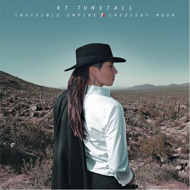 KT Tunstall releases an album of two halves