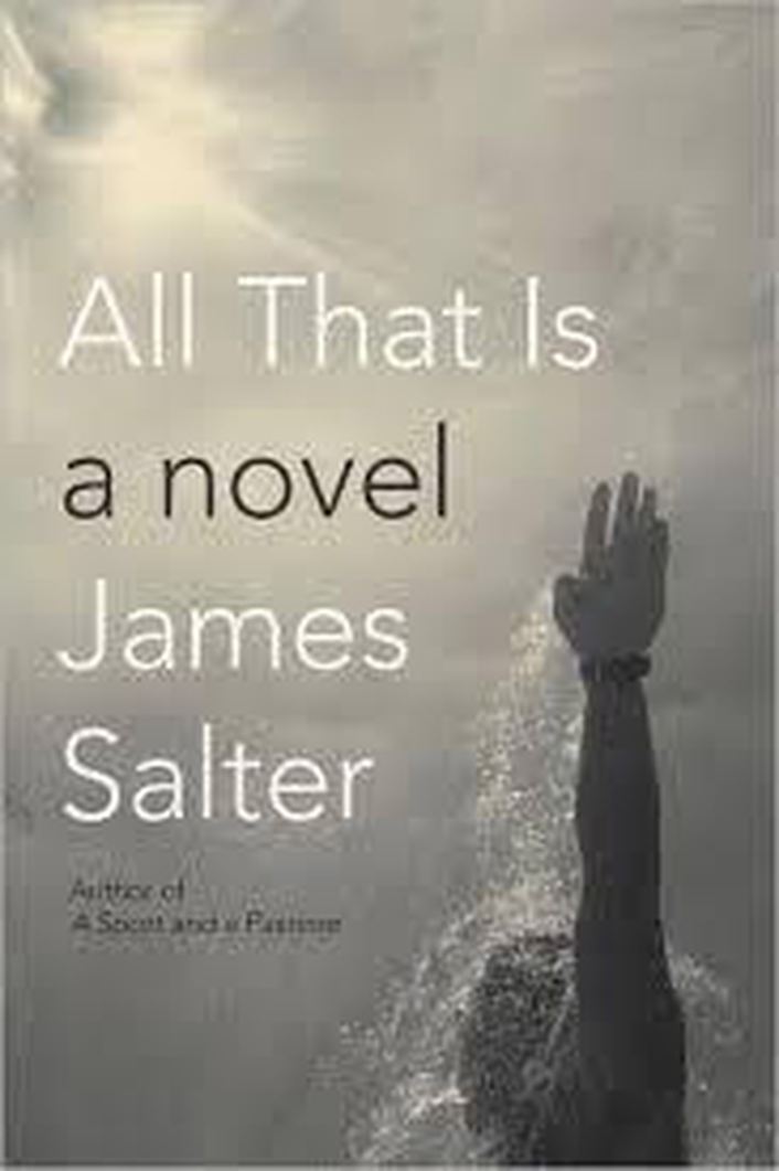 Author James Salter