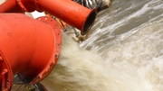 Sewage from the equivalent of 120,000 people across 44 areas is being discharged directly into the environment every day