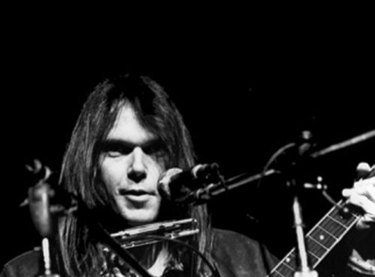 Arts Tonight Monday 10 June 2013: Neil Young