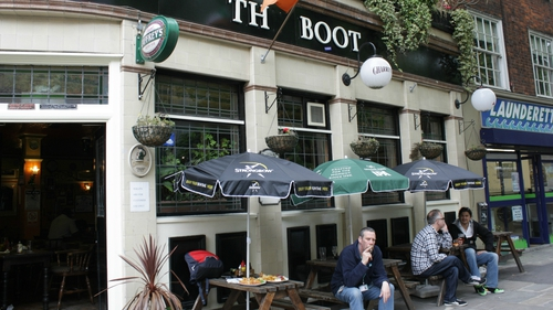 The Boot, London