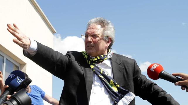 Fenerbahce president Aziz Yildirim