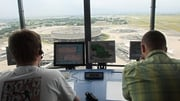 It is the seventh day of industrial action by French air traffic controllers in the past two months