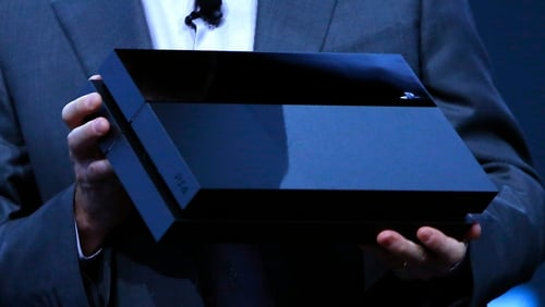 Sony officially unveiled its Playstation 4 last night