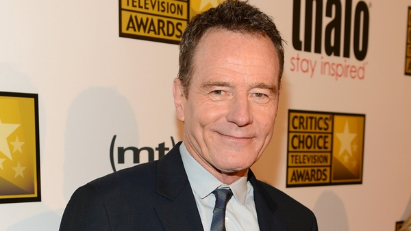 Cranston to play blacklisted screenwriter Dalton Trumbo in biopic