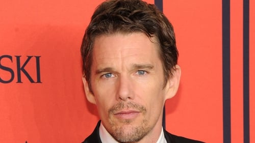 Purge star Ethan Hawke has said that he struggles with fame