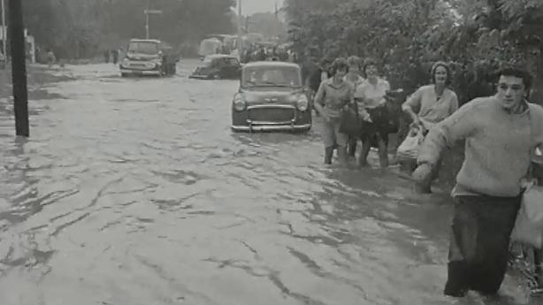 Dublin Floods (1963)