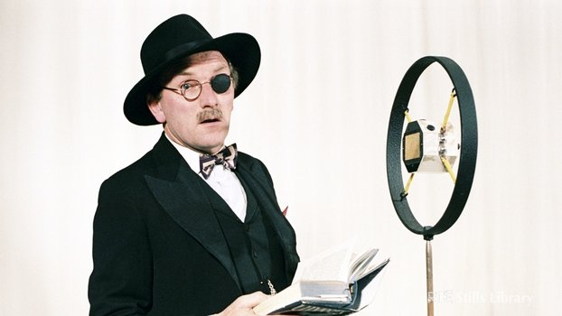 'Ulysses' 1991, but who is the actor?
