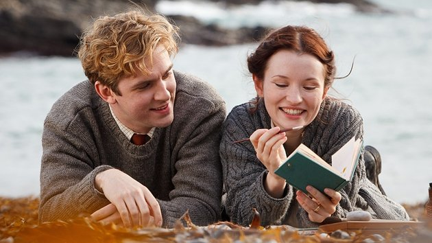 Summer in February stars Emily Browning and Dan Stevens, who played Matthew Crawley in Downton Abbey